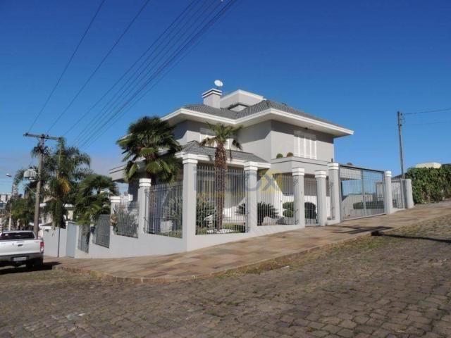 Inbox vende - casa de 4 dormitórios em bairro nobre de bento gonçalves - Foto 2