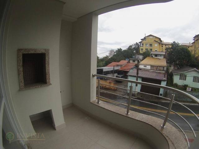 Apartamento novo 3 dormit 3 suítes sacada com churrasqueira - Foto 7