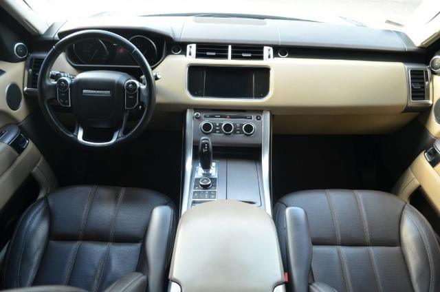 Range Rover Sport HSE 3.0 Diesel - Top - Teto Panorâmico - Foto 3