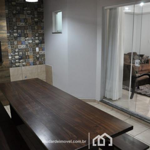 Casa à venda com 3 dormitórios em Santa paula, Ponta grossa cod:MUDAR11773 - Foto 12