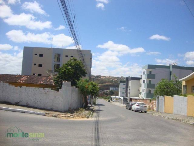 Terreno à venda, 435 m² por R$ 450.000,00 - Heliópolis - Garanhuns/PE - Foto 10
