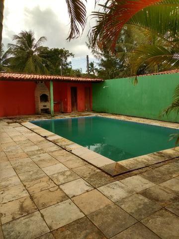 Alugo casa com piscina para festas de fim de ano - Foto 2