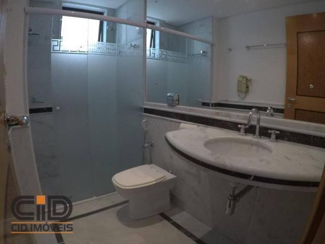 Apartamento para alugar, 260 m² por r$ 3.000,00/mês - duque de caxias i - cuiabá/mt - Foto 18