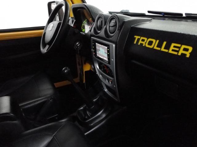 Troller T-4 4x4 3.2 TGV tdi Cap. Rígida Diesel - Foto 9