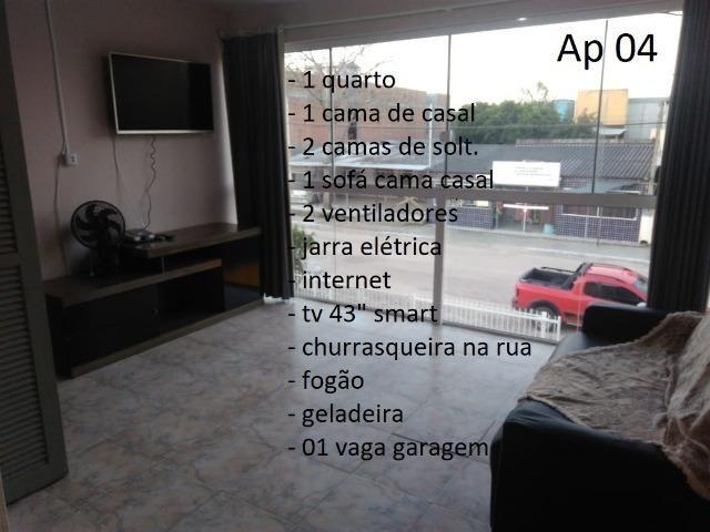 Alugo Apartamentos praia de Arambaré - tenho 01 pacote de Carnaval - Foto 16
