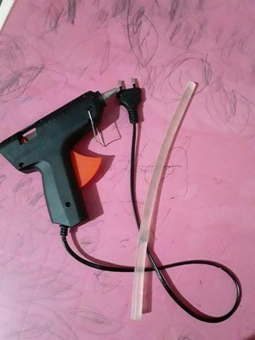 Pistola de cola quente grande - Foto 2