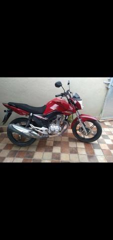 Moto Honda cg fan 160 - Foto 3