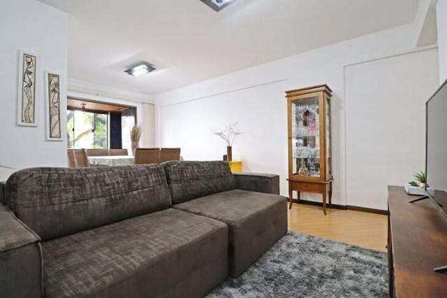 Apartamento à venda com 3 dormitórios em Novo mundo, Curitiba cod:77141 - Foto 3