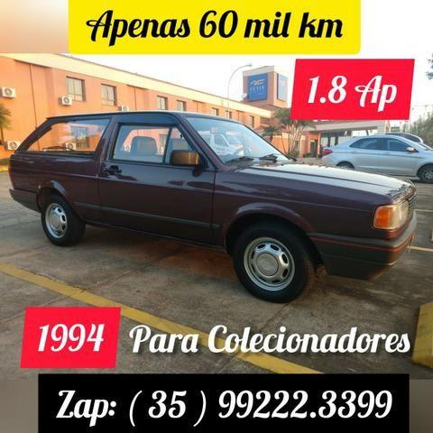 Parati Raridade 1994 * Apenas 60 mil km Originais * Motor Ap 1.8 * Para Colecionador