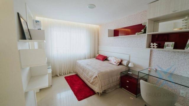 Apartamento à venda, 177 m² por R$ 1.600.000,00 - Guararapes - Fortaleza/CE - Foto 2