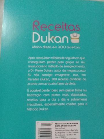 Livros p/ ajudar na dieta - Foto 2