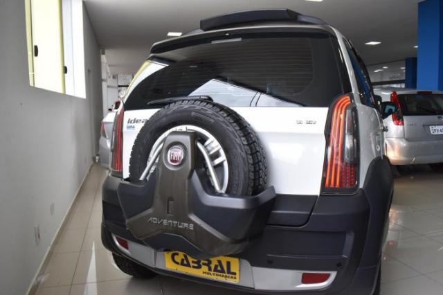 Vendas Online*Fiat idea 2013 1.8 mpi adventure 16v flex 4p manual - Foto 2