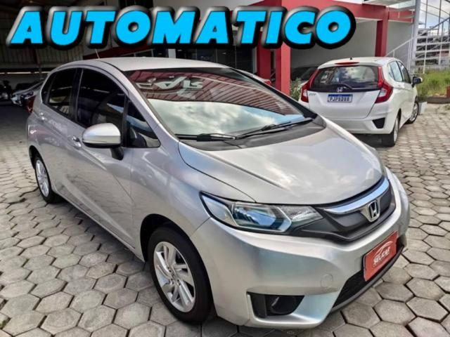 Honda Fit LX CVT 2015 AUTOMATICO 47.000KM - Foto 3