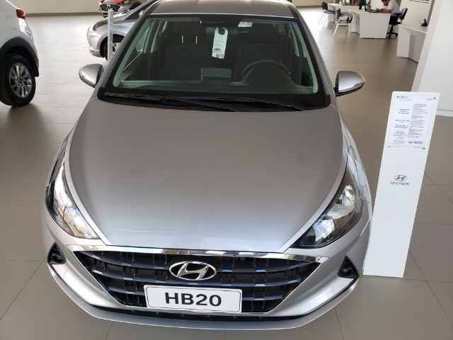 Hyundai HB20 1.0 AT Turbo Evolution 20/21