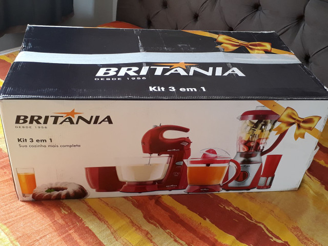 Kit 3 em 1   **Marca-Britania**