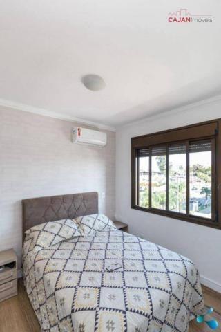 Apartamento com 2 dormitórios à venda, 75 m² por R$ 370.000,00 - Chácara das Pedras - Port - Foto 12