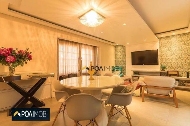 Casa com 3 dormitórios para alugar, 256 m² por R$ 3.000,00/mês - Vila Jardim - Porto Alegr - Foto 2