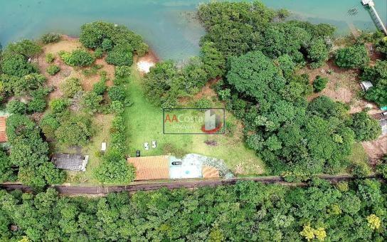 Chácara à venda com 4 dormitórios em Zona rural, Franca cod:15693