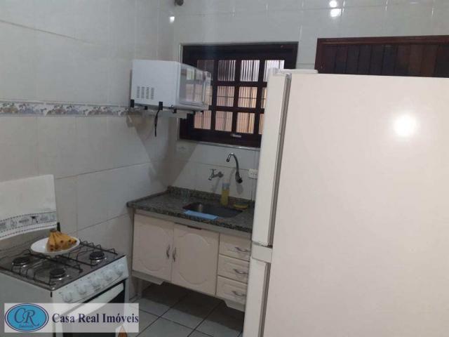 Casa à venda com 1 dormitórios em Ocian, Praia grande cod:478 - Foto 6