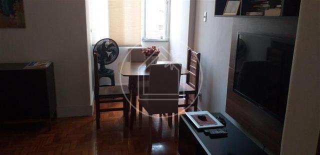 Apartamento à venda com 1 dormitórios em Copacabana, Rio de janeiro cod:877052 - Foto 5