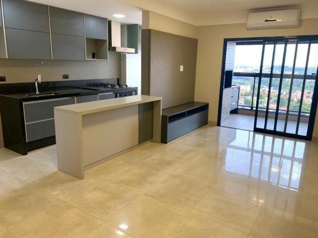 Apartamento com 3 dormitórios suíte, 110 m² Ed. Melro - Altos da Cidade - Bauru/SP. Venda
