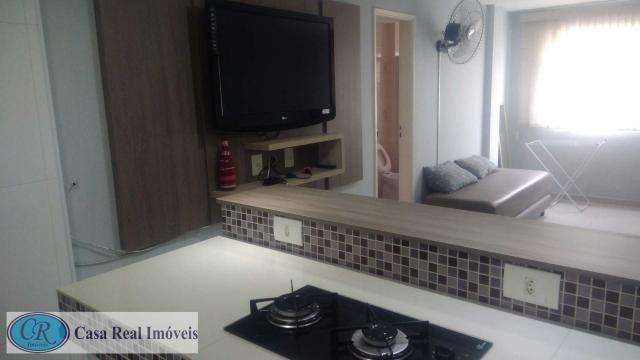 Kitchenette/conjugado à venda com 1 dormitórios em Aviação, Praia grande cod:354 - Foto 4