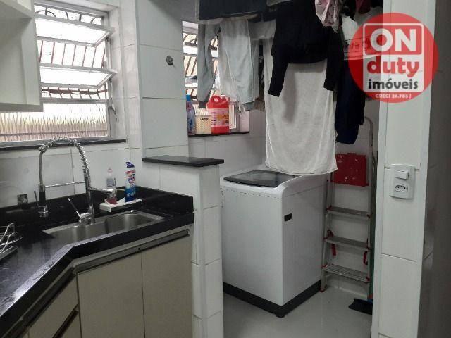 Apartamento com 2 dormitórios à venda, 67 m² por R$ 165.000,00 - Saboó - Santos/SP - Foto 7