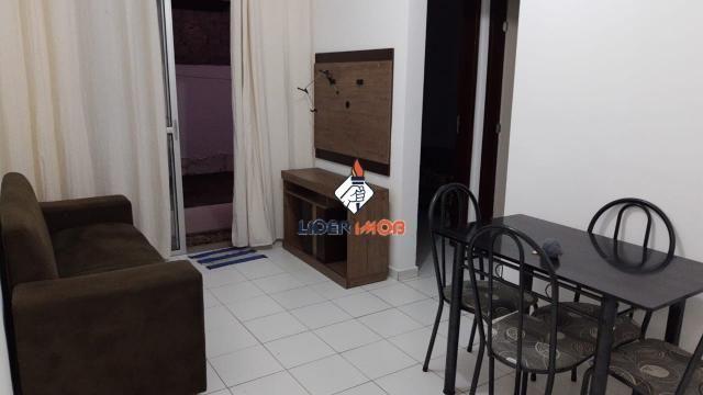 Líder Imob - Apartamento no Sim, Mobiliado, 2 Quartos, para Locação, no Condomínio Solar S