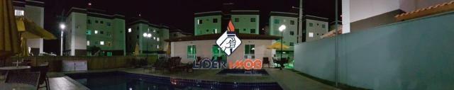 Líder Imob - Apartamento no Sim, Mobiliado, 2 Quartos, para Locação, no Condomínio Solar S - Foto 11
