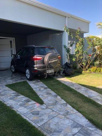 Linda casa com 3 dormitórios à venda, 265 m² por R$ 680.000 - Jardim Planalto de Viracopos