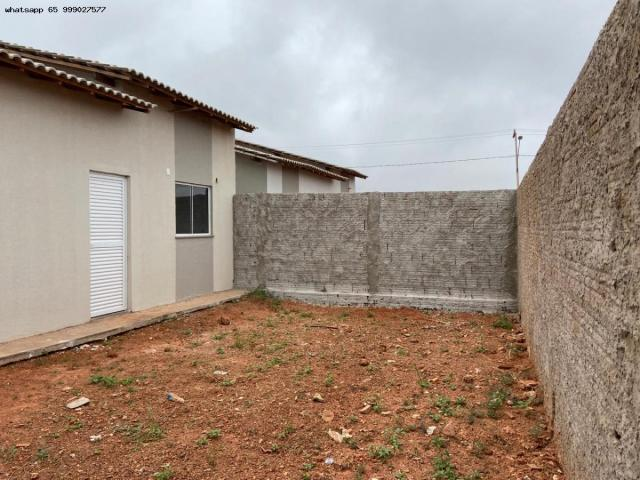 Casa para Venda em Várzea Grande, Jequitibá, 2 dormitórios, 1 banheiro, 2 vagas - Foto 7