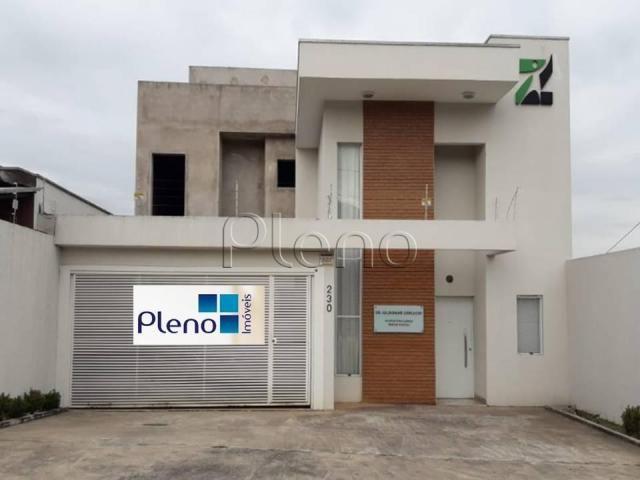 Casa à venda com 3 dormitórios em Jardim indianópolis, Campinas cod:CA015362