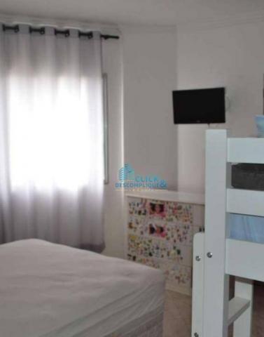 Apartamento com 1 dormitório à venda, 63 m² por R$ 399.000,00 - Ponta da Praia - Santos/SP - Foto 8