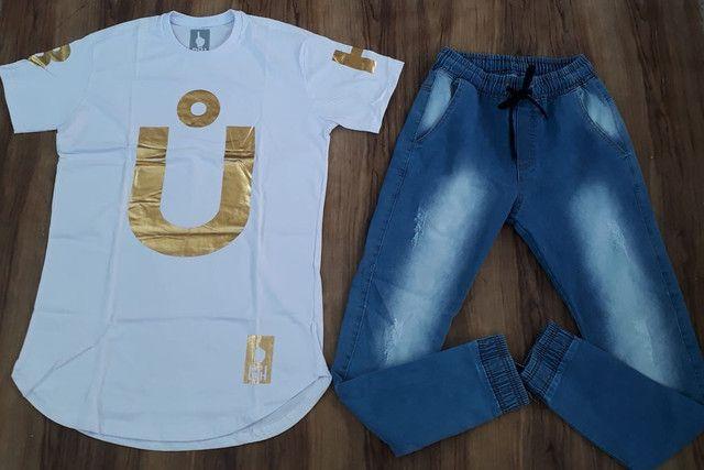 Camisas masculinas $40,00// calças masculinas $69,00 - Foto 5