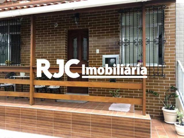 Casa de vila à venda com 4 dormitórios em Tijuca, Rio de janeiro cod:MBCV40053 - Foto 7