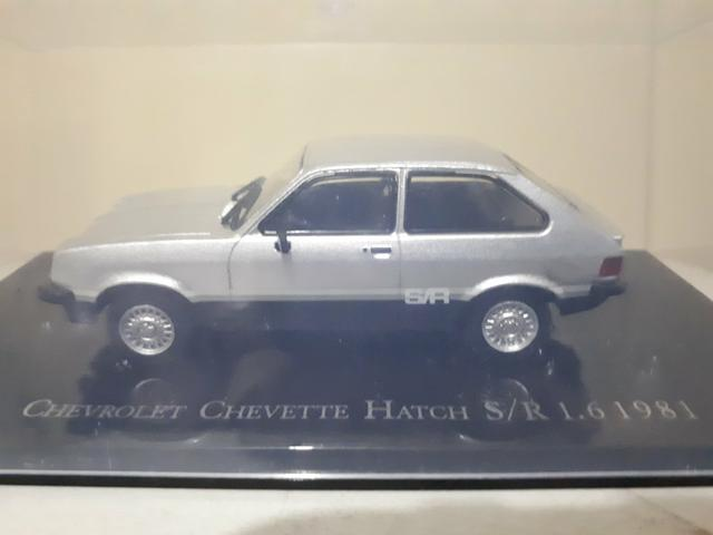 Kit Miniatura GM Chevrolet Chevette Escala 1/43 - Foto 3
