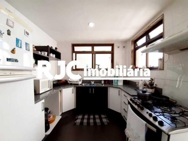 Casa à venda com 4 dormitórios em Maracanã, Rio de janeiro cod:MBCA40161 - Foto 19