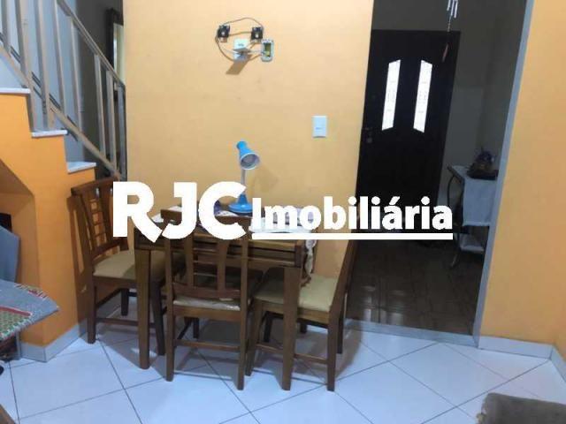 Casa de vila à venda com 4 dormitórios em Tijuca, Rio de janeiro cod:MBCV40053 - Foto 9