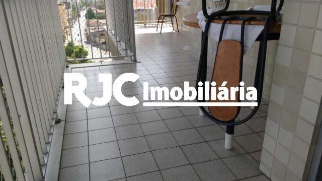 Apartamento à venda com 3 dormitórios em Vila isabel, Rio de janeiro cod:MBAP31371 - Foto 3