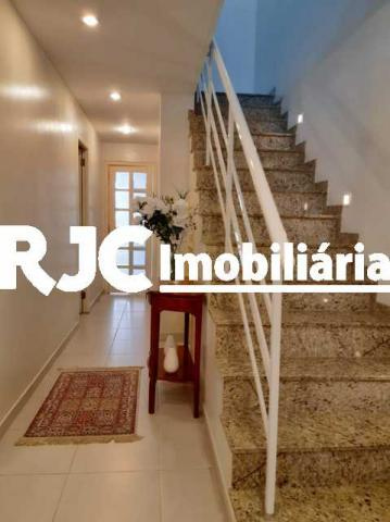Casa à venda com 4 dormitórios em Maracanã, Rio de janeiro cod:MBCA40161 - Foto 4