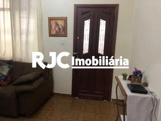 Casa de vila à venda com 4 dormitórios em Tijuca, Rio de janeiro cod:MBCV40053 - Foto 6