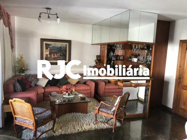 Apartamento à venda com 3 dormitórios em Tijuca, Rio de janeiro cod:MBAP32767 - Foto 5