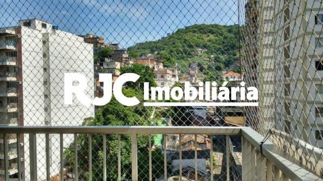 Apartamento à venda com 3 dormitórios em Vila isabel, Rio de janeiro cod:MBAP31371 - Foto 2