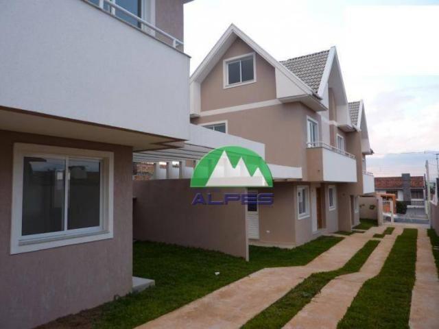Sobrado com 3 dormitórios à venda, 110 m² por R$ 360.000 - Bairro Alto - Curitiba/PR - Foto 3