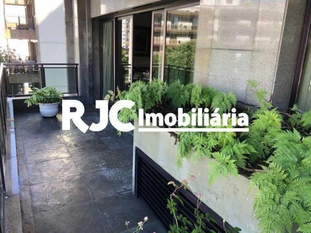Apartamento à venda com 3 dormitórios em Tijuca, Rio de janeiro cod:MBAP32767 - Foto 2