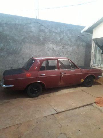 Corcel1 4 portas 1975