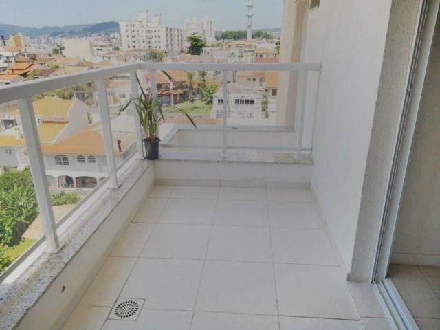 Apartamento para venda de 2 quartos com 2 vagas de garagem Estreito Florianópolis - Foto 9