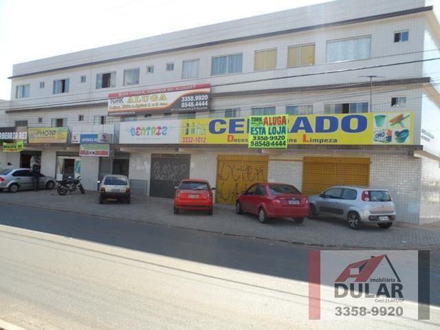 Aluga-se QD 114 Lotes 02/03 - Recanto das Emas/DF - Foto 2