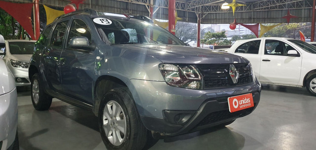 Duster expression 1.6 2019 único dono Falar com Junior * - Foto 3