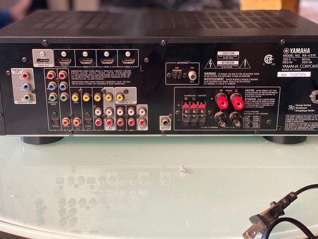 Receiver Yamaha Rx-v375 - Foto 2
